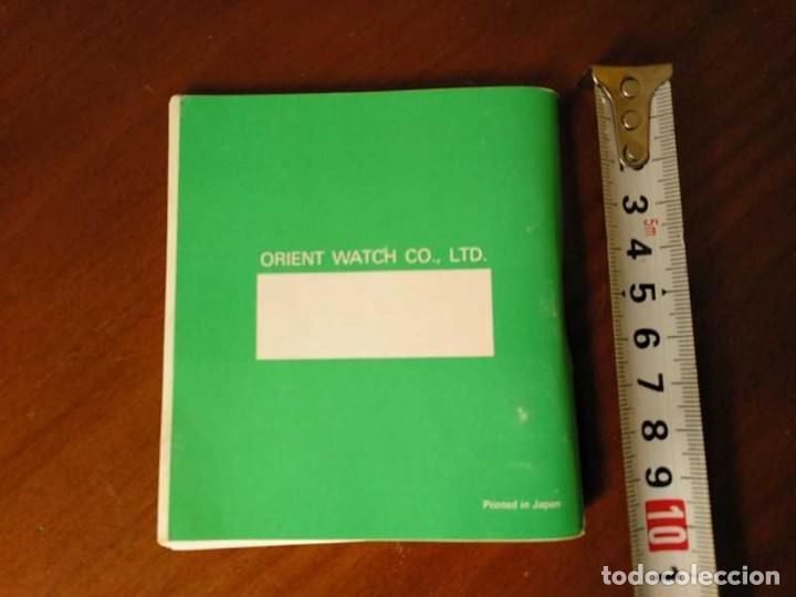Herramientas de relojes: MANUAL DE INSTRUCCIONES RELOJ RACER QUARTS HFA WATCH - Foto 37 - 206888083