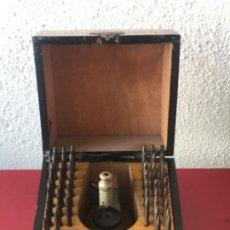 Herramientas de relojes: TORNO DE RELOJERO PUNZONERA F.BERTRAND BARCELONA. 1920'S.. Lote 207922885