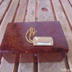 Herramientas de relojes: CAJA DE RELOJ VICEROY LINCE 1951 REFERENCIA AM3207-28 CAJA Y BRAZALETE DE ORO 18 K 373.000 PESETAS. Lote 214119160