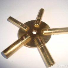 Outils d'horloger: LLAVE DE VARIAS MEDIDAS PARA CUERDA MANUAL. Lote 216898606