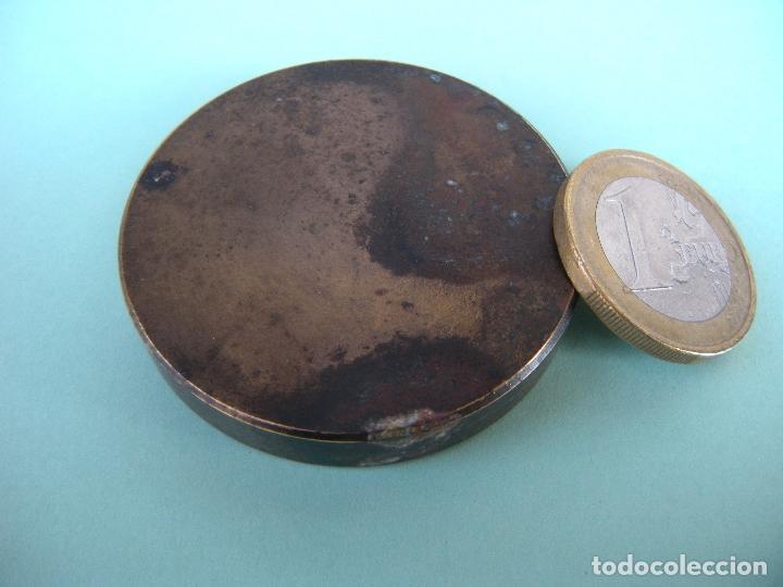 Herramientas de relojes: ANTIGUA PIEZA DE RELOJERO - Foto 2 - 219458130