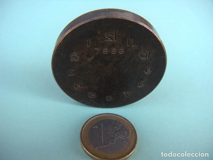 Herramientas de relojes: ANTIGUA PIEZA DE RELOJERO - Foto 3 - 219458130