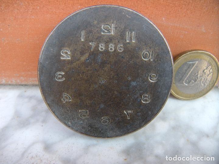 ANTIGUA PIEZA DE RELOJERO (Relojes - Herramientas y Útiles de Relojero )