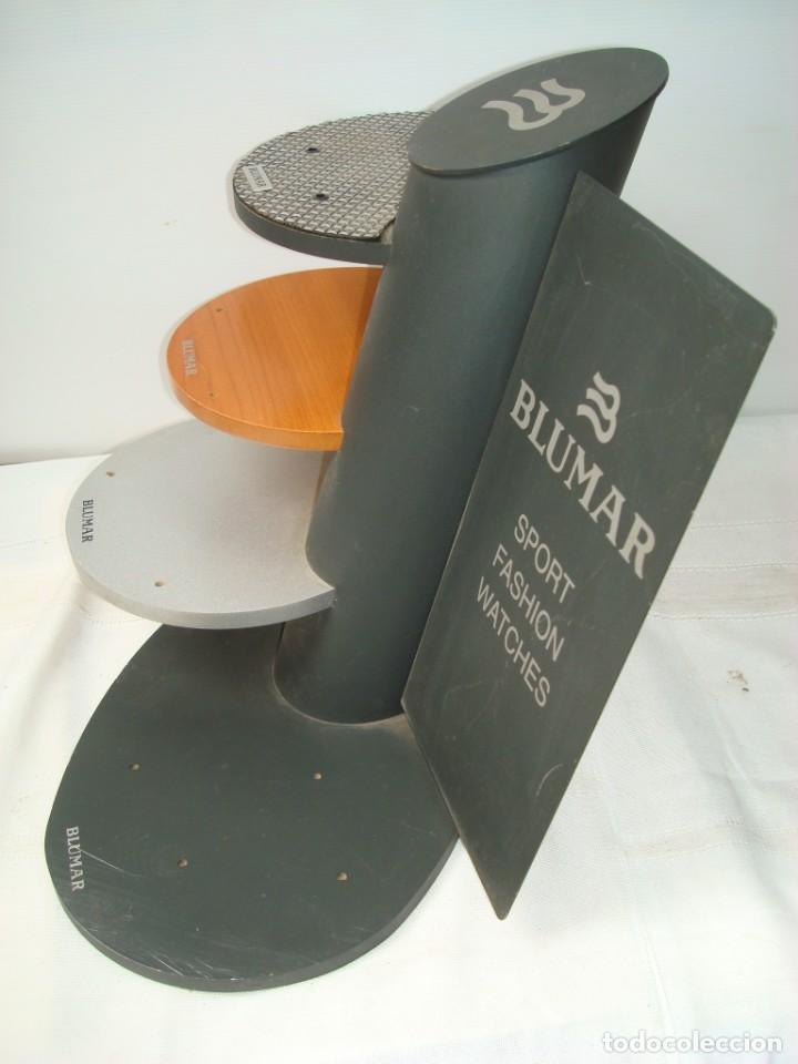 Herramientas de relojes: EXPOSITOR DE RELOJES BLUMAR - Foto 2 - 220443056