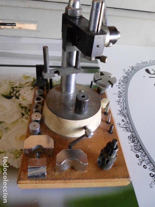 ANTIGUO UTIL PARA REPARAR GAFAS ESPECIAL PARA OPTICAS (Relojes - Herramientas y Útiles de Relojero )