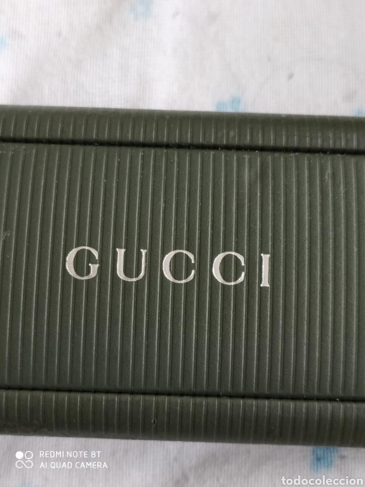 Herramientas de relojes: Estuche reloj Gucci - Foto 5 - 221795945