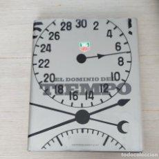 Herramientas de relojes: ANTIGUO Y PRECIOSO LIBRO DE TAG HEUER - EL DOMINIO DEL TIEMPO - 1997 - EDITIONS ASSOULINE PARIS - 23. Lote 222408943