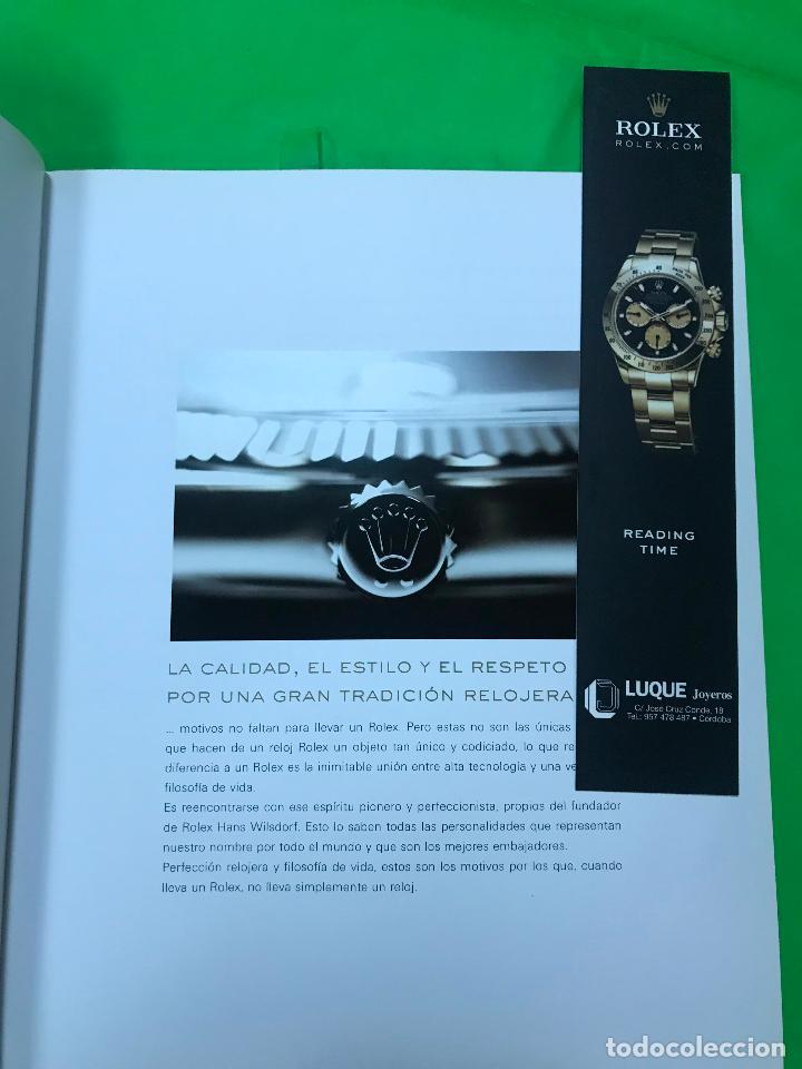 Herramientas de relojes: CATALOGO DE RELOJES ROLEX OYSTER PERPETUAL 2011 Y TUDOR 2007 - Foto 3 - 223576457