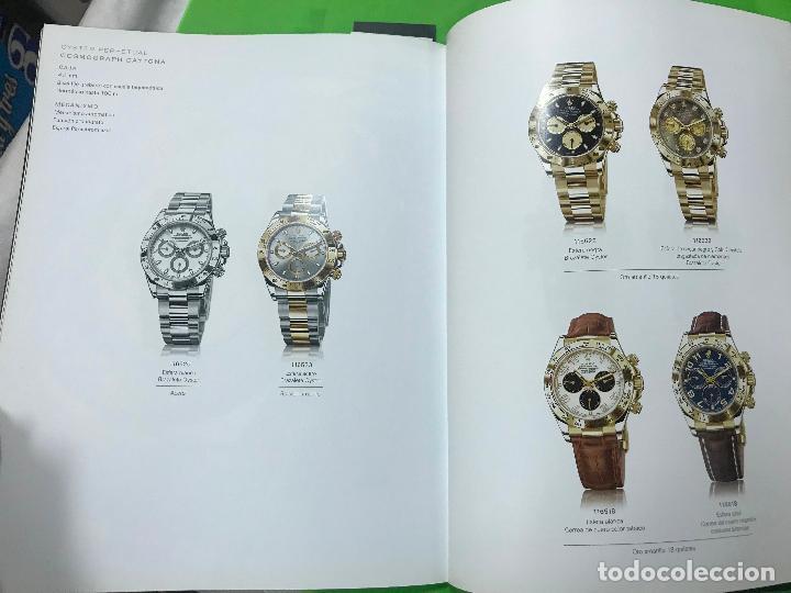 Herramientas de relojes: CATALOGO DE RELOJES ROLEX OYSTER PERPETUAL 2011 Y TUDOR 2007 - Foto 4 - 223576457