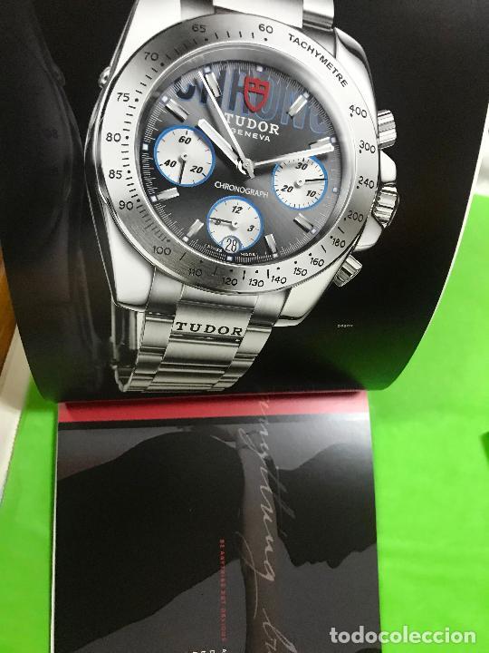 Herramientas de relojes: CATALOGO DE RELOJES ROLEX OYSTER PERPETUAL 2011 Y TUDOR 2007 - Foto 6 - 223576457