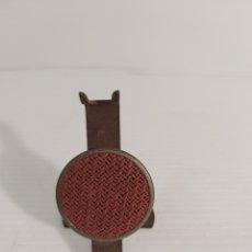 Herramientas de relojes: RELOJERA SOPORTE RELOJ DE BOLSILLO. Lote 224864872