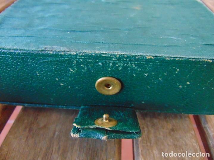 Herramientas de relojes: CAJA DE EL RELOJ LONGINES ROCES Y DESGASTES - Foto 7 - 230251950
