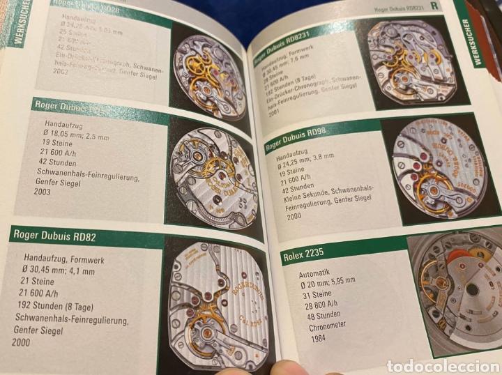 Herramientas de relojes: LIBRO DE BOLSILLO INFORMATIVO ALEMÁN SOBRE RELOJES - Foto 7 - 234970730