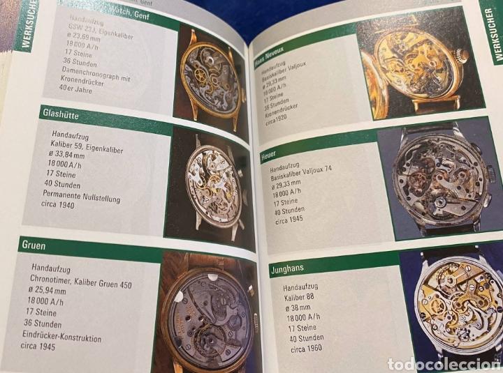 Herramientas de relojes: LIBRO DE BOLSILLO INFORMATIVO ALEMÁN SOBRE RELOJES - Foto 4 - 234970730