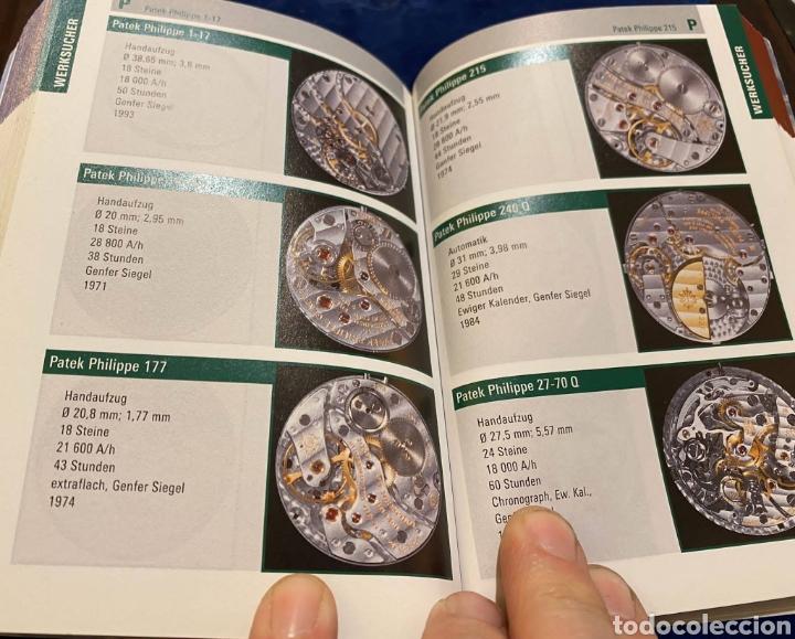 Herramientas de relojes: LIBRO DE BOLSILLO INFORMATIVO ALEMÁN SOBRE RELOJES - Foto 6 - 234970730