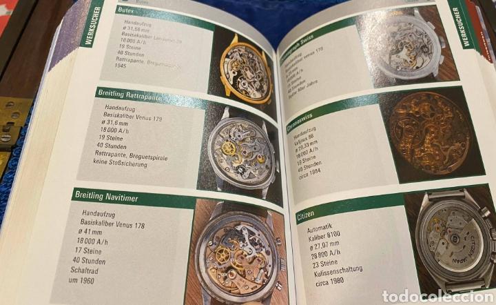 Herramientas de relojes: LIBRO DE BOLSILLO INFORMATIVO ALEMÁN SOBRE RELOJES - Foto 8 - 234970730