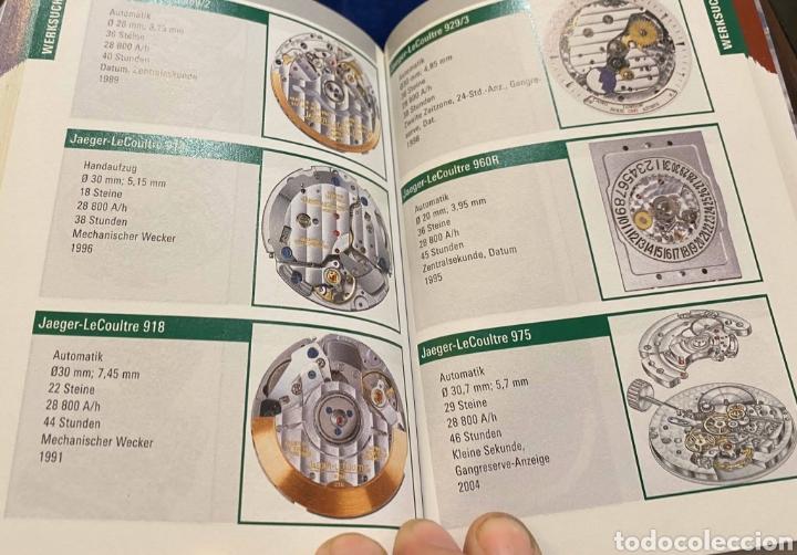 Herramientas de relojes: LIBRO DE BOLSILLO INFORMATIVO ALEMÁN SOBRE RELOJES - Foto 2 - 234970730