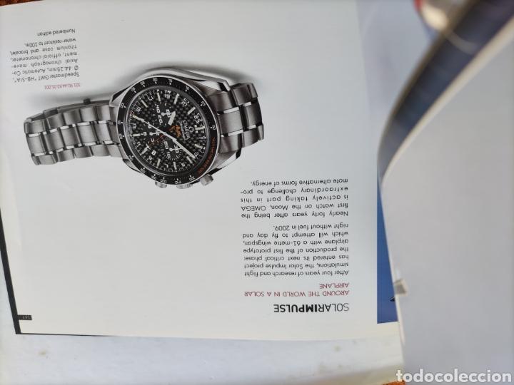 Herramientas de relojes: Omega revista catálogo 2008 - Foto 2 - 236174105