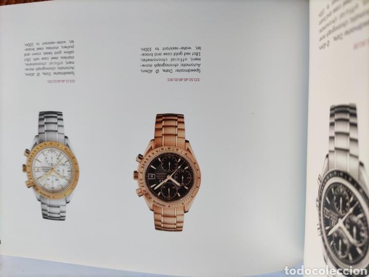 Herramientas de relojes: Omega revista catálogo 2008 - Foto 3 - 236174105