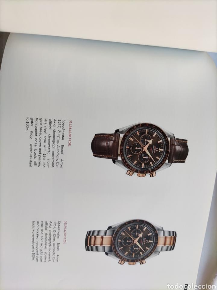 Herramientas de relojes: Omega revista catálogo 2008 - Foto 4 - 236174105