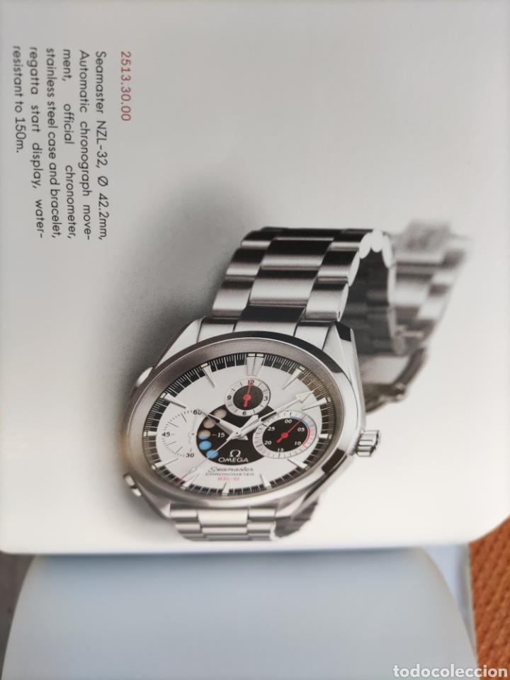 Herramientas de relojes: Omega revista catálogo 2008 - Foto 5 - 236174105