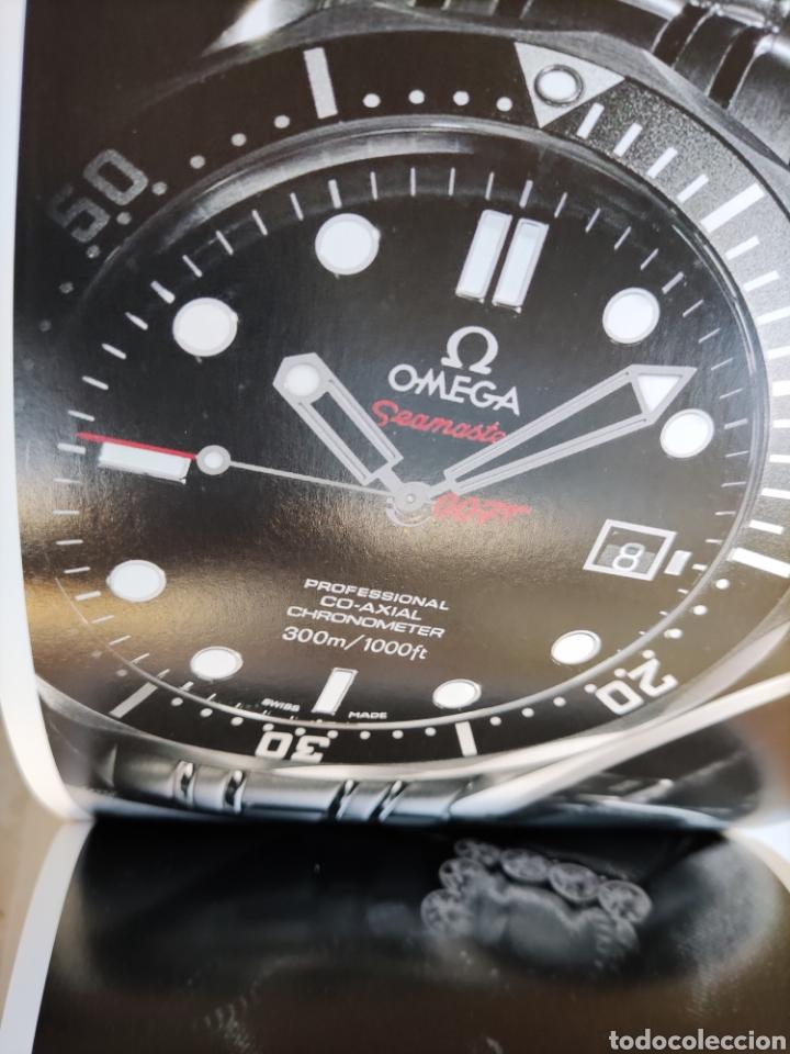Herramientas de relojes: Omega revista catálogo 2008 - Foto 6 - 236174105