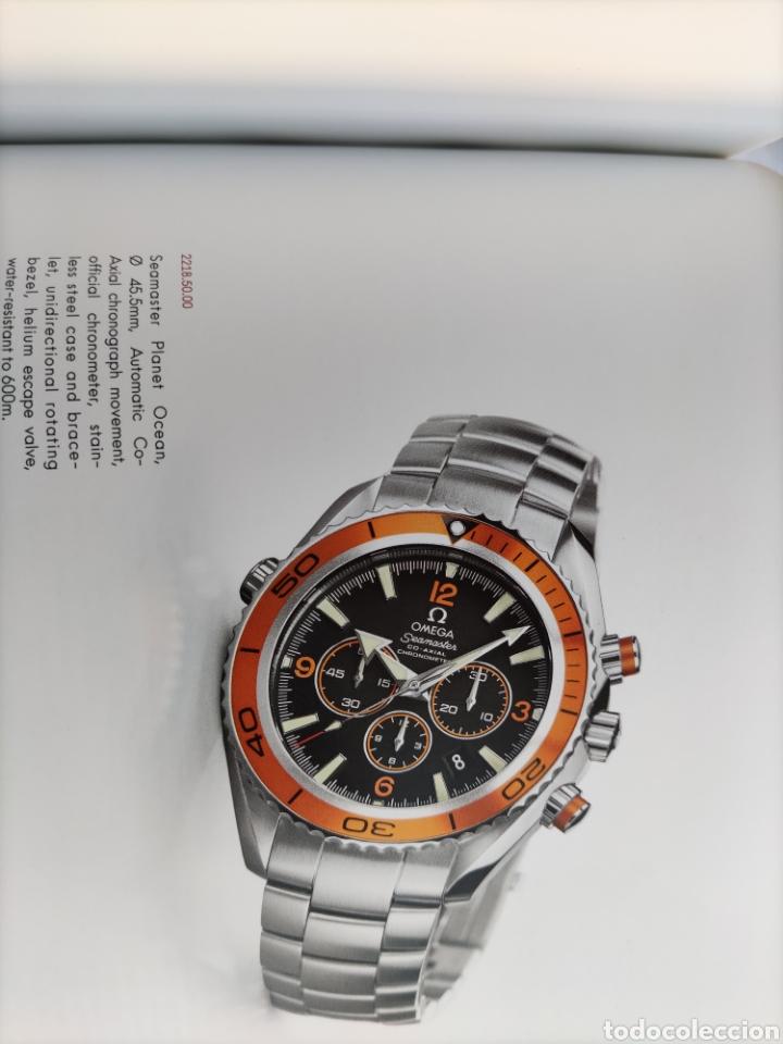 Herramientas de relojes: Omega revista catálogo 2008 - Foto 7 - 236174105