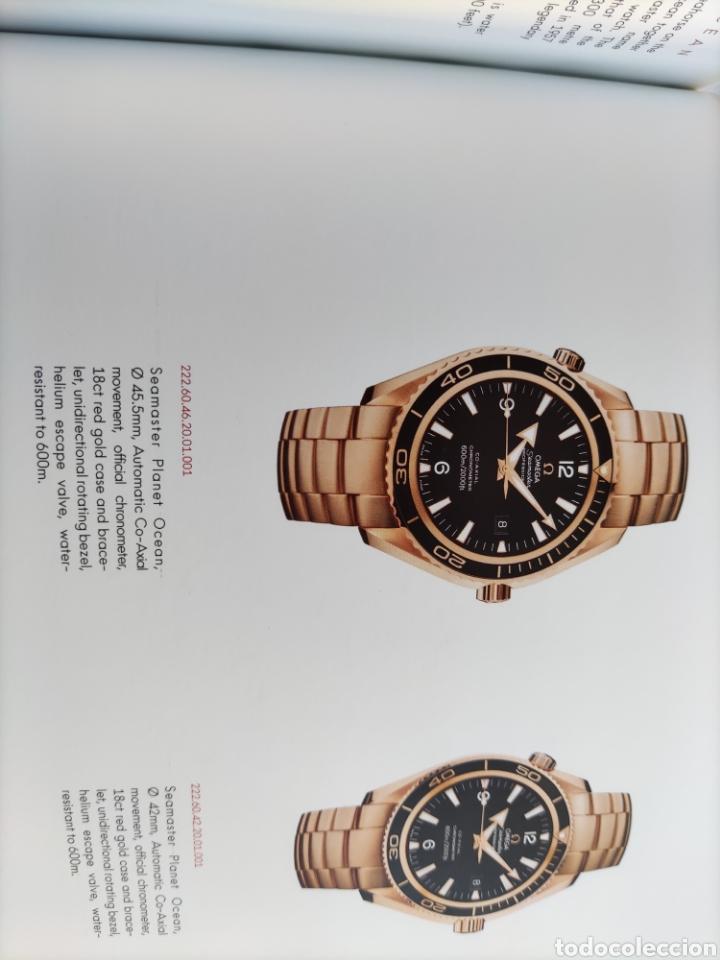Herramientas de relojes: Omega revista catálogo 2008 - Foto 8 - 236174105