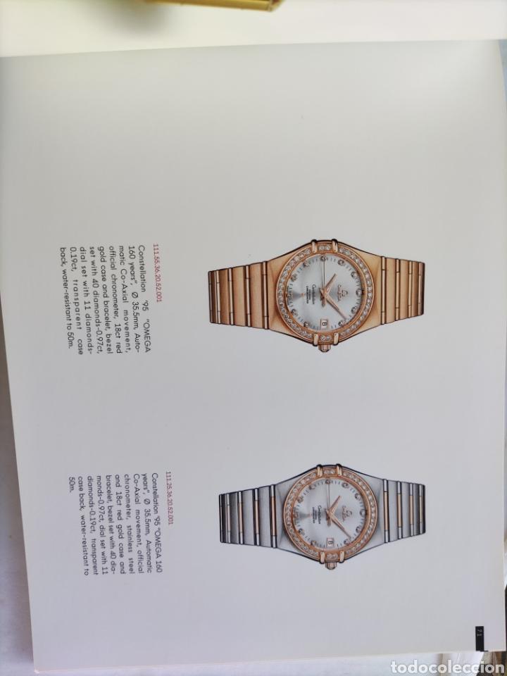 Herramientas de relojes: Omega revista catálogo 2008 - Foto 9 - 236174105