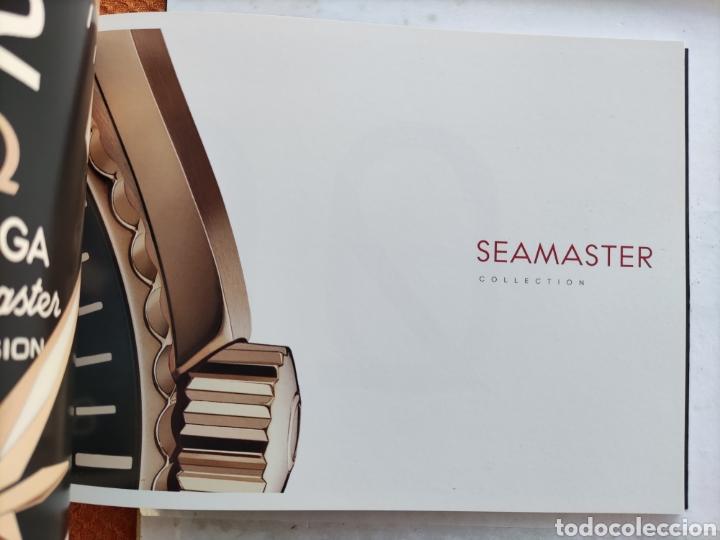 Herramientas de relojes: Omega revista catálogo 2008 - Foto 11 - 236174105