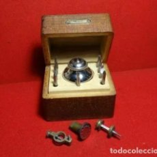 Strumenti di orologiaio: ANTIGUA CAJA HERRAMIENTAS. G.BOLEY. PARA RELOJERO. RELOJERIA, UTILES, TORNO. Lote 240206095