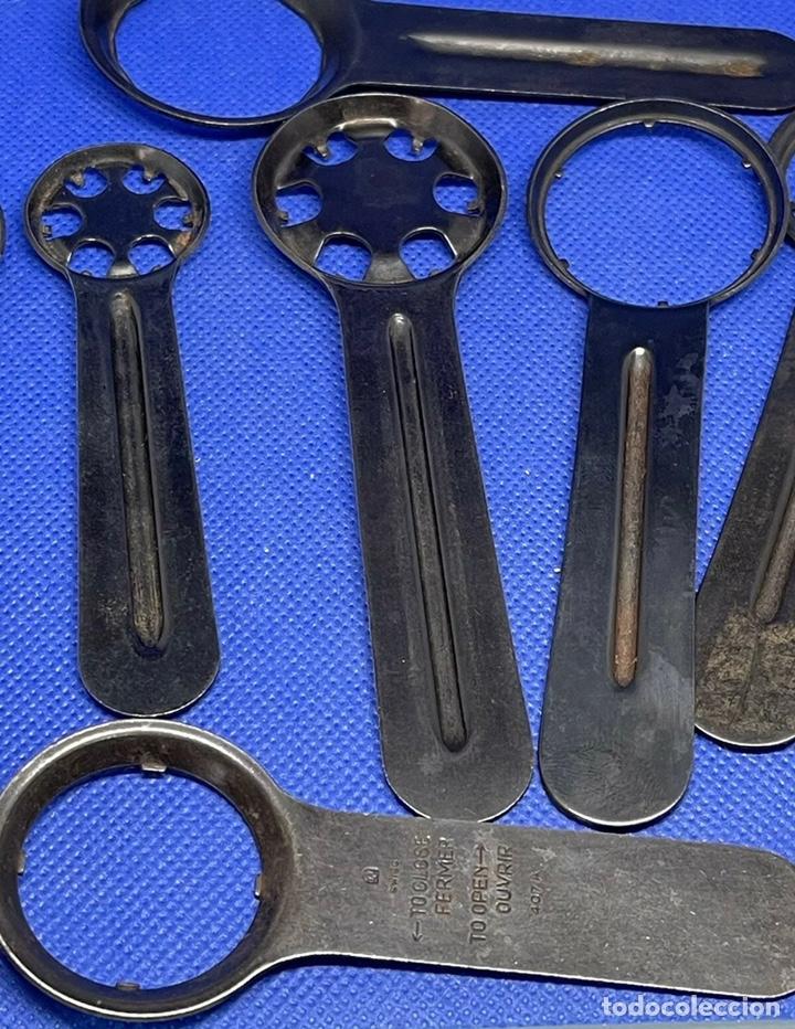 Herramientas de relojes: Herramienta Abridor Relojes Brevet Vintage Tools Caso Trasero Lote - Foto 7 - 245096570