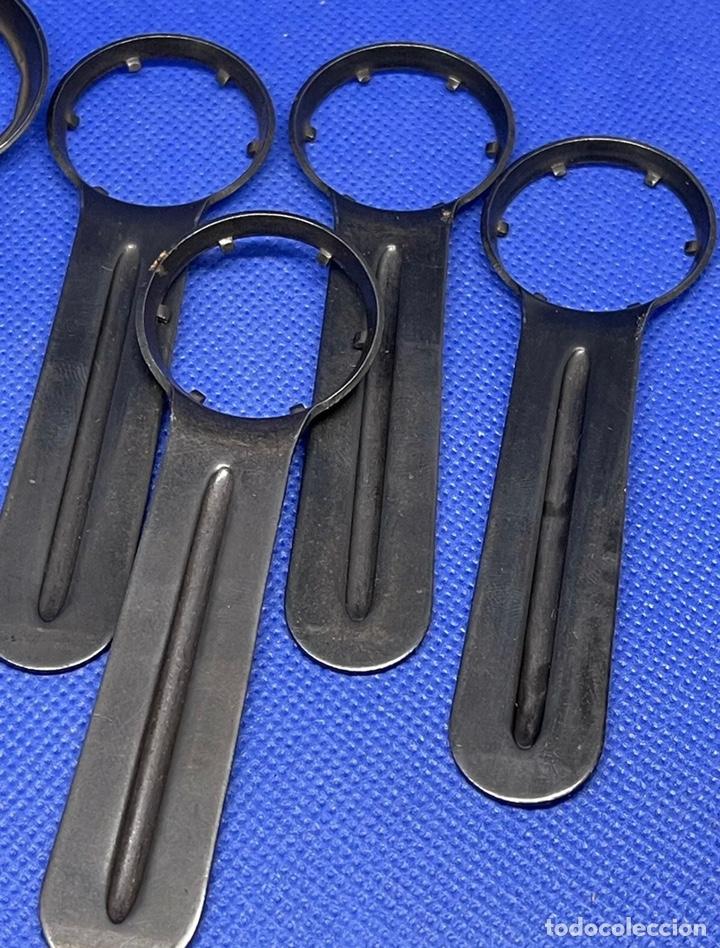 Herramientas de relojes: Herramienta Abridor Relojes Longines Vintage Tools Caso Trasero Lote - Foto 5 - 245097945