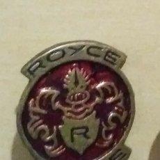 Outils d'horloger: INSIGNIA DE RELOJES ROYCE ROYCE DE IMPERDIBLE PIN. Lote 246802850