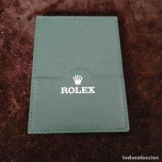 Outils d'horloger: CARTERA ROLEX PARA TARJETAS. Lote 248014350