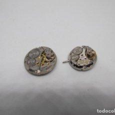 Herramientas de relojes: 2 MÁQUINAS DE RELOJ PARA RECAMBIOS.CYMA Y CERTINA.NO FUNCIONAN. Lote 252016670