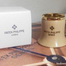 Herramientas de relojes: LENTE DE RELOJERO PATEK PHILLIPPE A ESTRENAR. Lote 254768175