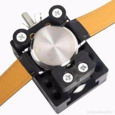 Outils d'horloger: BASE SUJECIÓN RELOJES ABRETAPAS - NUEVO. Lote 258497165