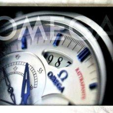 Herramientas de relojes: LIBRO CATALOGO OMEGA 2005 , TAPA DURA, EN ESPAÑOL, 40000/1005/3330510ES. Lote 262001485