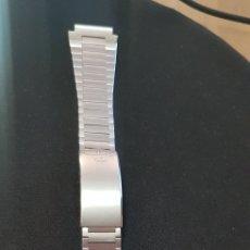 Herramientas de relojes: PULSERA DE ACERO ORIGINAL SEIKO 0624-5009. Lote 263776975