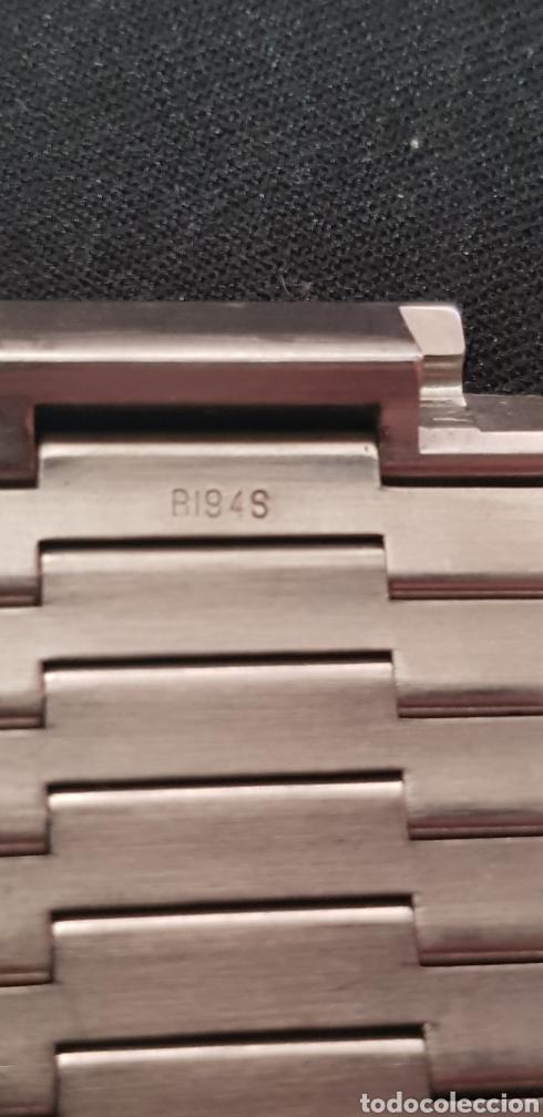 Herramientas de relojes: Pulsera de acero original Seiko 0624-5009 - Foto 6 - 263776975