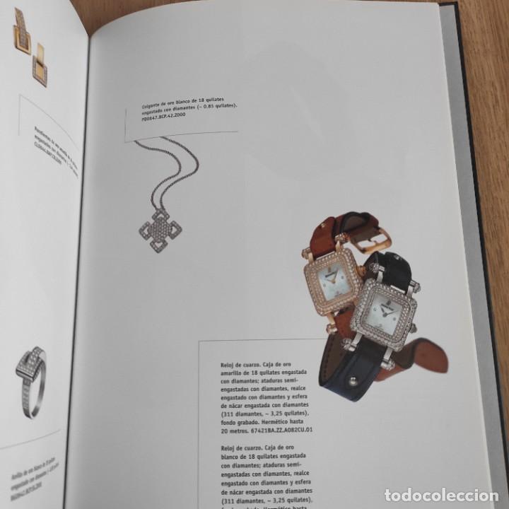 Herramientas de relojes: LIBRO COLECCIONES DE RELOJ 2007-2008 AUDEMARS PIGUET, EN PERFECTO ESTADO - Foto 3 - 265558109