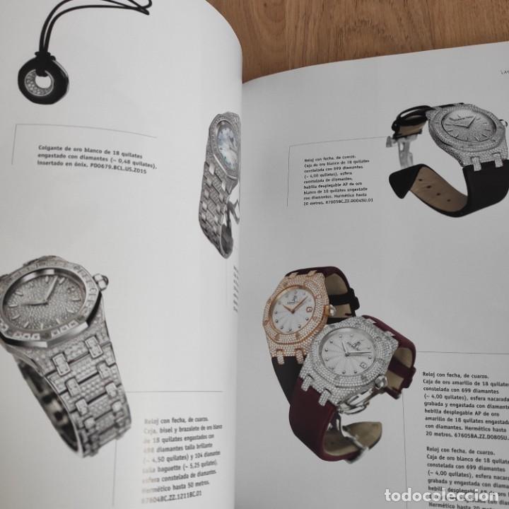 Herramientas de relojes: LIBRO COLECCIONES DE RELOJ 2007-2008 AUDEMARS PIGUET, EN PERFECTO ESTADO - Foto 13 - 265558109