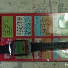 Outils d'horloger: RELOJ AUDEL GAME WATCH - FÚTBOL Y MELODÍAS. Lote 266123533