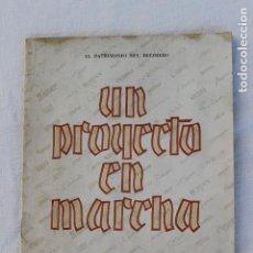 Outils d'horloger: EL PATRIMONIO DEL RELOJERO ROBERTO CARBONEL BLASCO MADRID 1953. Lote 274566443