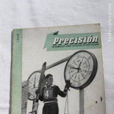 Outils d'horloger: PRECISION INFORMACION SOBRE RELOJERIA ALTA CALIDAD ENR-FEBR1949. Lote 275026313