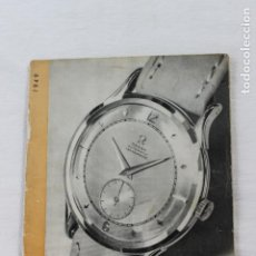 Outils d'horloger: PRECISION INFORMACION SOBRE RELOJERIA ALTA CALIDAD MAY-JUNIO 1949. Lote 275027013