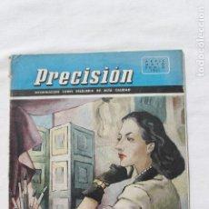 Outils d'horloger: PRECISION INFORMACION SOBRE RELOJERIA ALTA CALIDAD ABRIL-MAY-JUNIO 1951. Lote 275056208
