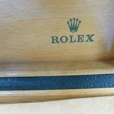 Strumenti di orologiaio: CAJA ORIGINAL, RELOJ ROLEX ACABADOS DE LUJO. Lote 275243968