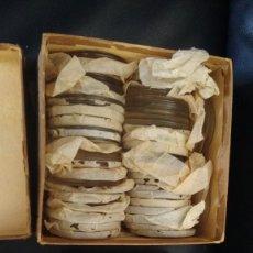 Outils d'horloger: ENORME LOTE DE RELOJERO DE CRISTALES PARA RELOJES DE BOLSILLO. Lote 278561518